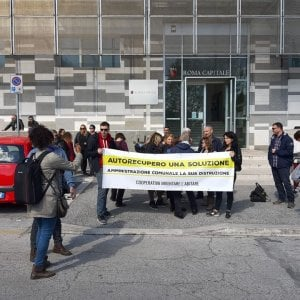 Roma, edilizia sociale con l\'autorecupero: dopo 13 mesi, il ...