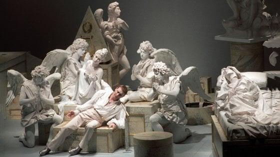 Roma, Palazzo delle Esposizioni: le grandi voci si mettono in mostra
