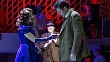 Teatro dell'Opera, la Vedova Allegra lavora in banca e balla il rock'roll