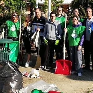 Torrino-Mezzocammino, i volontari in campo per rendere bello il quartiere