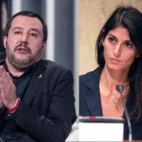 Salvini, ancora pressing su Roma: