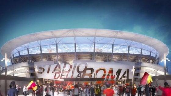 Stadio Roma, slitta il voto sull'annullamento del pubblico interesse