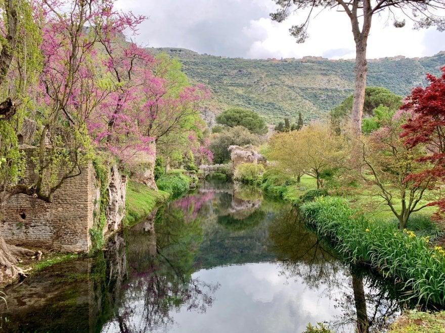 Riapre il Giardino di Ninfa, in fiore le migliaia di piante provenienti da tutto il mondo