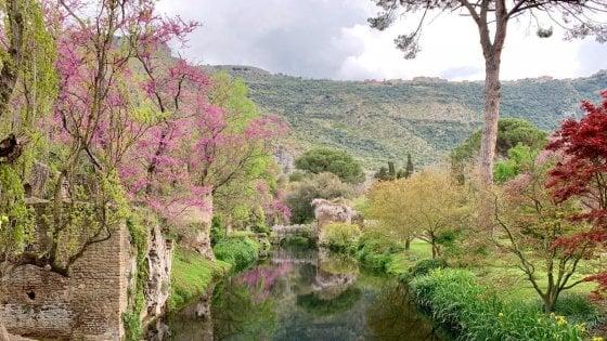 Il Giardino di Ninfa apre i cancelli anche a Pasqua e Pasquetta