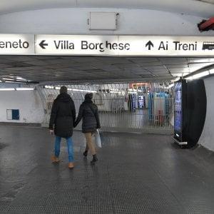 Odissea metropolitana a Roma, almeno un disservizio in ogni fermata della A