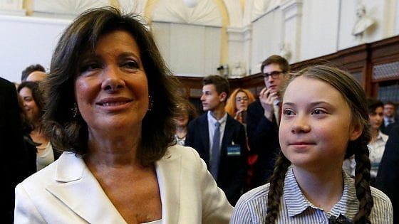 """Per Greta a Roma, aula strapiena al Senato: """"Non scendiamo in piazza per farvi fare i selfie"""""""