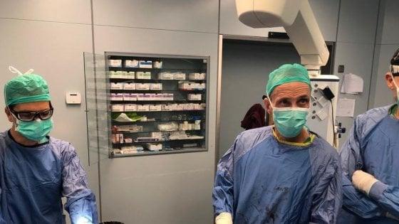 Tivoli, a 102 anni operato al femore: l'anziano sta bene
