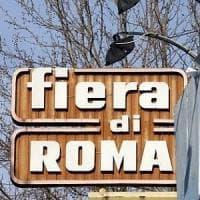 Roma, ex Fiera, alt di Montuori: