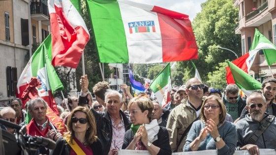 """Festa della Liberazione, """"Lavoro, pace, accoglienza ecco la nuova resistenza. Il 25 Aprile tutti in piazza"""""""