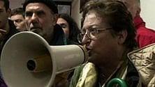 L'omaggio a Simonetta  la storica dirigente  della scuola Iqbal Masih