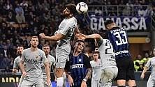 Con l'Inter un pari che fa sorridere entrambe