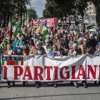 25 aprile a Roma, le piazze della libertà contro il fascismo