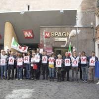 Roma, slitta ztl al Tridente: varchi elettronici quando riapre metro Spagna