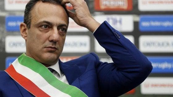 """Stadio Roma,  De Vito dalla cella: """" Non lascio"""". E attacca i grillini sulle regole"""