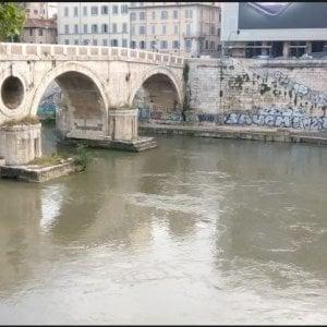 Roma, donna trovata morta sotto Ponte Sisto: sul volto numerosi lividi