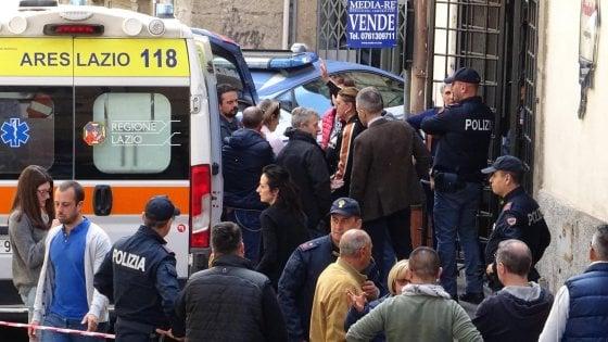 Viterbo, commerciante ucciso per rapina a colpi di spranga in pieno centro