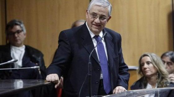 Pignatone lascia la Procura di Roma,  da Mafia capitale a Cucchi bis le grandi indagini dei suoi sette anni