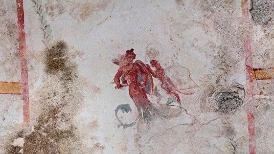 La Domus Aurea svela un nuovo tesoro: dopo duemila anni riemerge la Sala della Sfinge