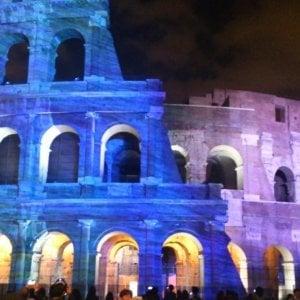 Un Colosseo blu per cercare una cura alla neurofibromatosi