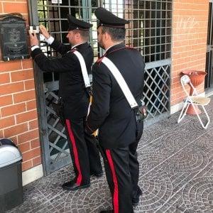Roma, liberato a Tor Bella Monaca liberato alloggio popolare occupato abusivamente