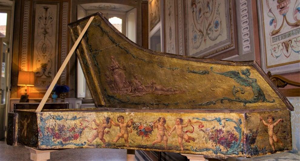 Rare tastiere d'epoca a Palazzo Chigi di Ariccia: tre concerti a maggio