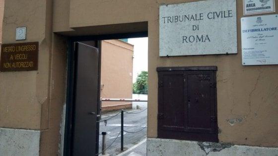 """Roma, tracce di legionella nell'acqua del Tribunale civile. Il presidente: """"Non c'è contagio"""""""