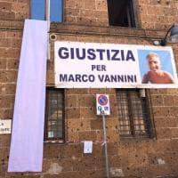 Comune di Cerveteri, un telo bianco per ricordare il quarto anniversario della morte di Vannini