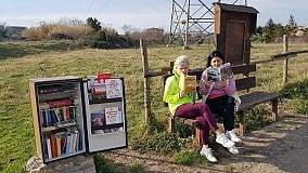 """A Vitinia dove i frigoriferi hanno una seconda vita da biblioteche di strada          Parco di Centocelle, l'incontro  di Repubblica con i comitati """"Ora tutti uniti per lo spazio verde""""      Video 1  Gli interventi: """"Allarme inquinamento, sotto terra c'è l'inferno""""     Video 2  Il parco che non c'è: """"Le domande dei cittadini alla sindaca Raggi""""                                  Gli appuntamenti , la settimana  dei comitati                   dal 20 al 26 maggio                       La nuova inchiesta      /  Una rete per salvare gli alberi di Roma                      Segnalate  le iniziative -  Gli articoli"""
