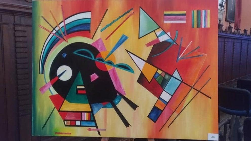 I colori dolenti:  i quadri dipinti dai detenuti di Rebibbia