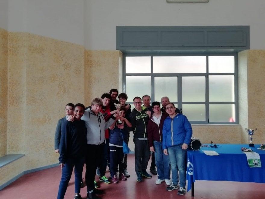 """Roma, il gol degli """"Insuperabili"""": calcio a cinque per la diversità"""