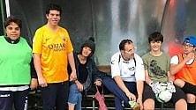 """Il gol degli """"Insuperabili"""": calcio a 5 per la diversità"""