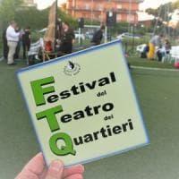Roma, al via il festival teatrale di quartiere aperto a tutti