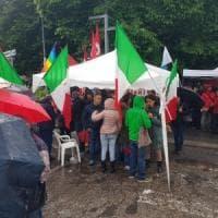 Monterotondo, una sabato di mobilitazione e festa contro il raduno di CasaPound