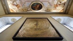 L'oro di Fontana invade  la Galleria Borghese  foto