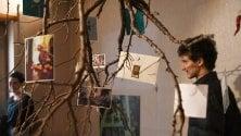 L'umanità con ali  di uccello di Franco Cenci