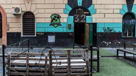 Roma,  la deriva nera di San Lorenzo e Forza Nuova sfida la polizia