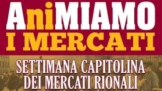 Mercati romani in festa: musica, spettacoli e corsi a tema