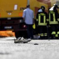 Bancomat rubato al ciclista investito e ucciso: ritrovato il portafogli