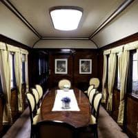 In viaggio nel tempo: a Roma sul treno Presidenziale di re e capi di Stato