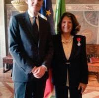 Paola Severino insignita della Legion d'onore