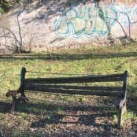 Roma, i volontari che lottano contro il degrado del parco di via Panama