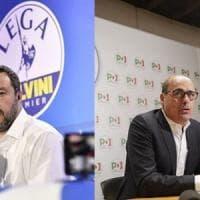 Europee: Lega primo partito nel Lazio, ma a Roma vince il Pd. Crollo M5s