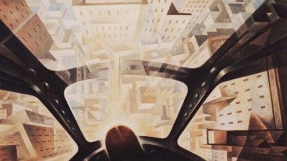 Roma, alla galleria Futurism and Co il capolavoro futurista di Tullio Crali