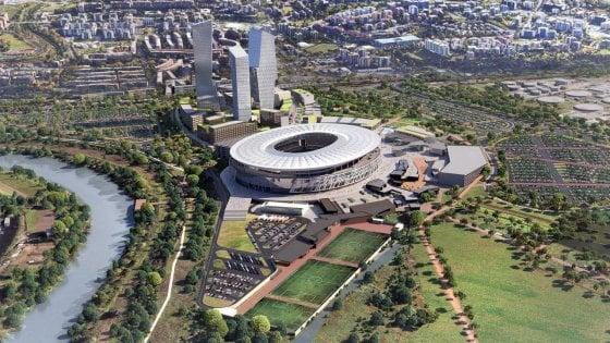 Il nuovo stadio, il  piano B della Roma ora punta a Fiumicino