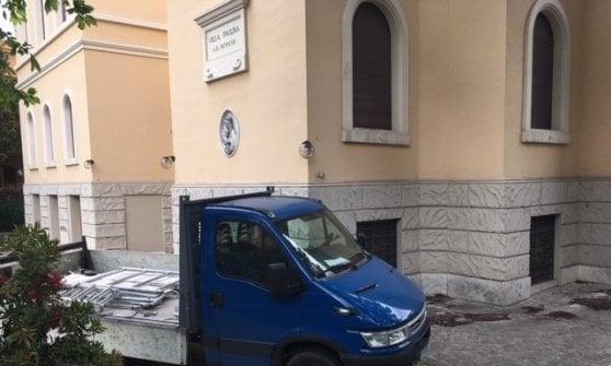 Villa Paolina, rischio ruspe sull'ex convento di largo XXI Aprile ma l'ultima parola spetta al Mibact