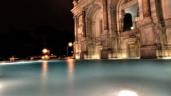 Roma,  'Fendi for fountains', dal Gianicolo al via lavori di manutenzione del Fontanone