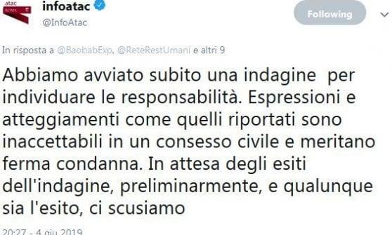 """Roma, """"Meglio maiale che arabo"""": i controllori Atac insultano un ragazzo immigrato"""
