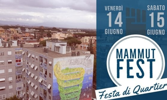 Roma non si ferma con il raduno delle reti sociali, la festa al Celio Azzurro ma anche i presidi di solidarietà