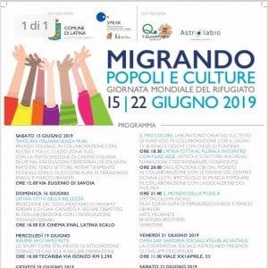 Migrando, Popoli e Culture, a Latina una settimana di eventi per l'accoglienza