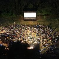 """Roma, Cinema America a Tor Sapienza: in 2 mila per """"Dogman"""""""